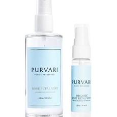Purvari Premium Rose Petal Mist Gift Set