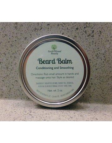 Earth Kissed Beauty Beard Balm - 2 oz.