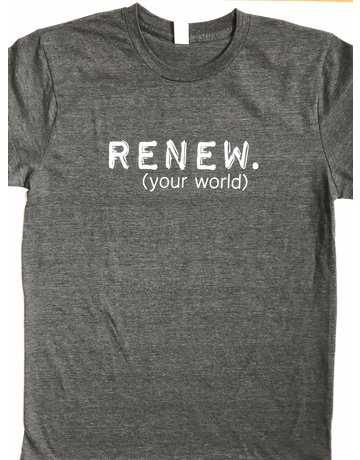 Groovy Globe Groovy Globe Men's RENEW T-Shirt