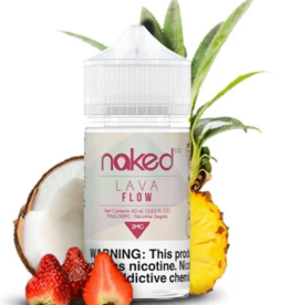 Naked Naked 100 Lava Flow 0MG