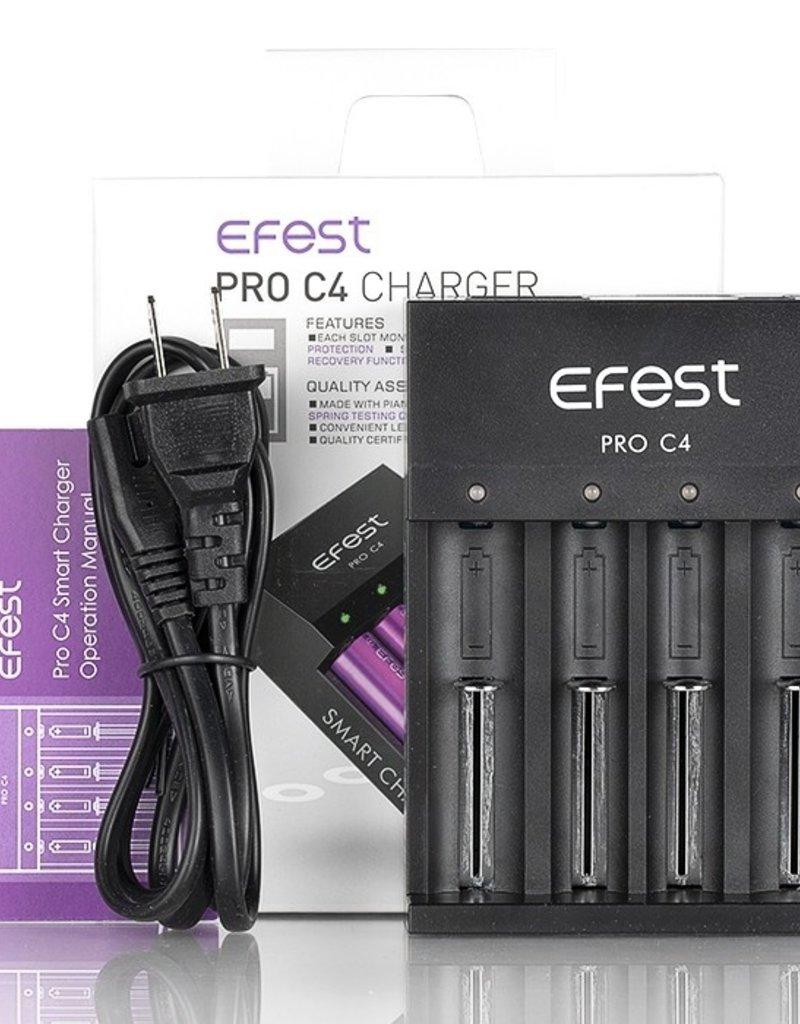 Efest 4 Bay Pro C4 Charger
