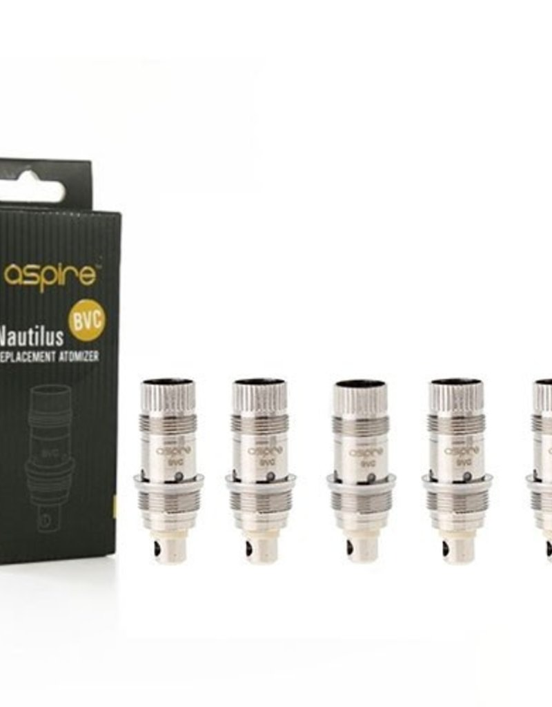 Aspire Aspire Nautilus BVC Coil 1.8ohm (5 Pack)