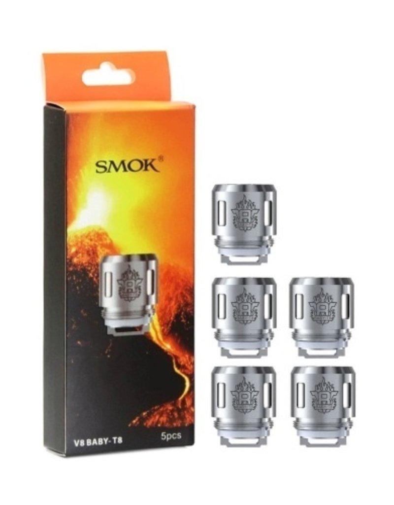 Smok Technology Co. Ltd. Smok TF-V8 Baby Beast T8 Coil .15ohm (5 Pack)