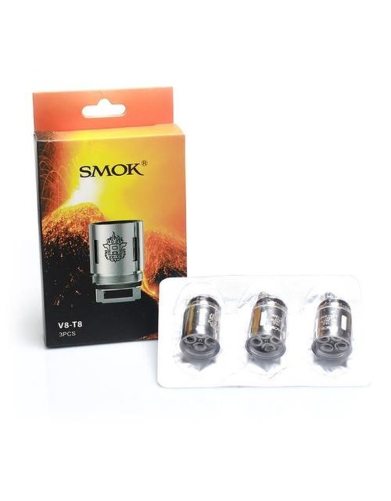 Smok Technology Co. Ltd. SMOK TFV8 V8-T8 Coil (3 Pack)