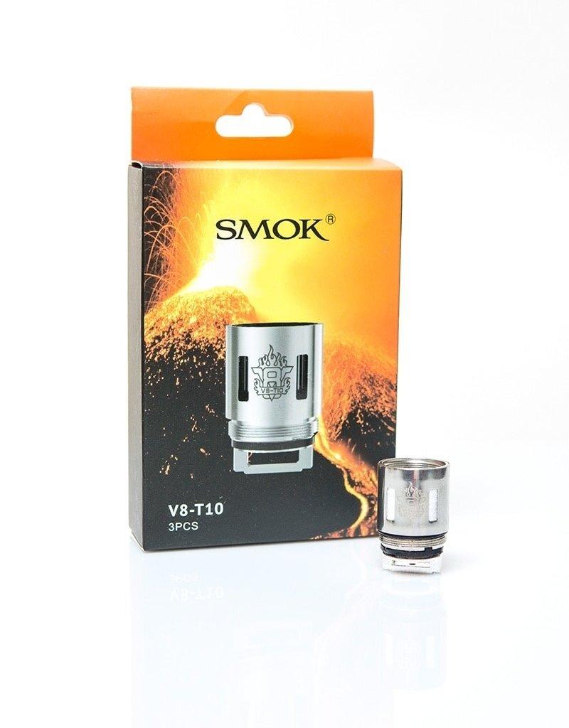 Smok Technology Co. Ltd. Smok TFV8 V8-T10 Coil (3 Pack)