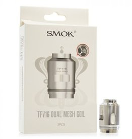 Smok Technology Co. Ltd. Smok TFV16 Dual Mesh Coil (3 Pack)