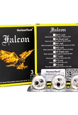 Falcon M- Dual Coil (3 Pack)