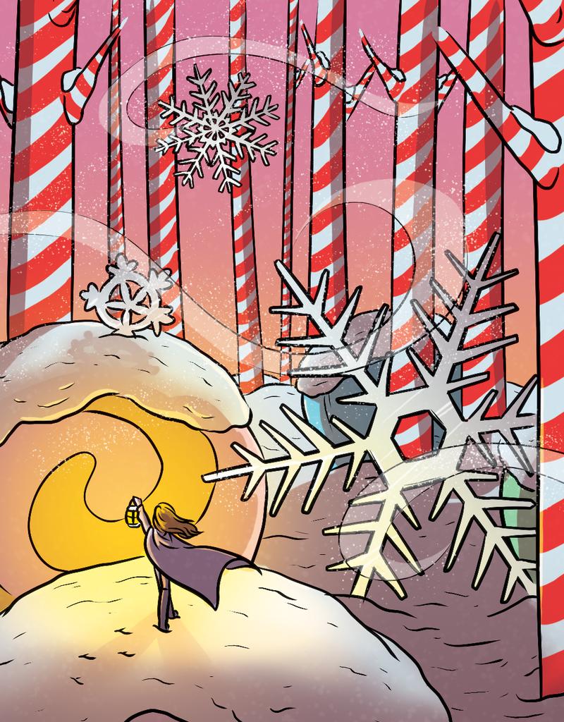 Vaporifics Snowflake