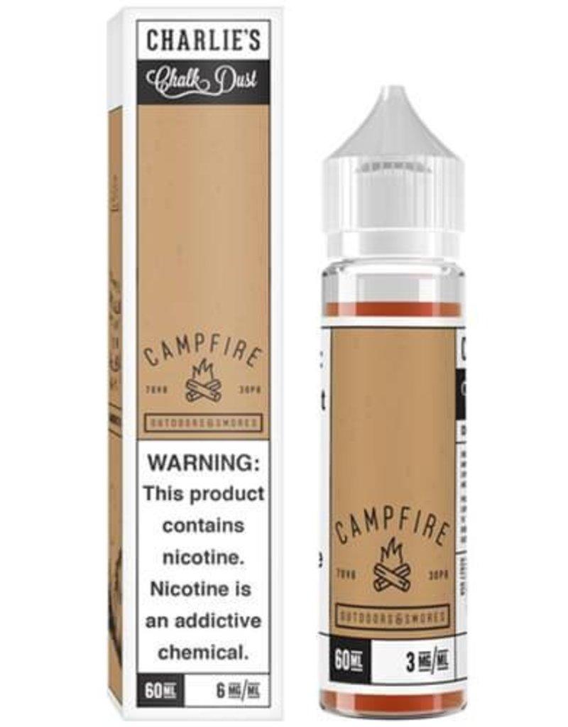 Campfire E-Liquid Campfire Charlie's Chalk Dust 3mg