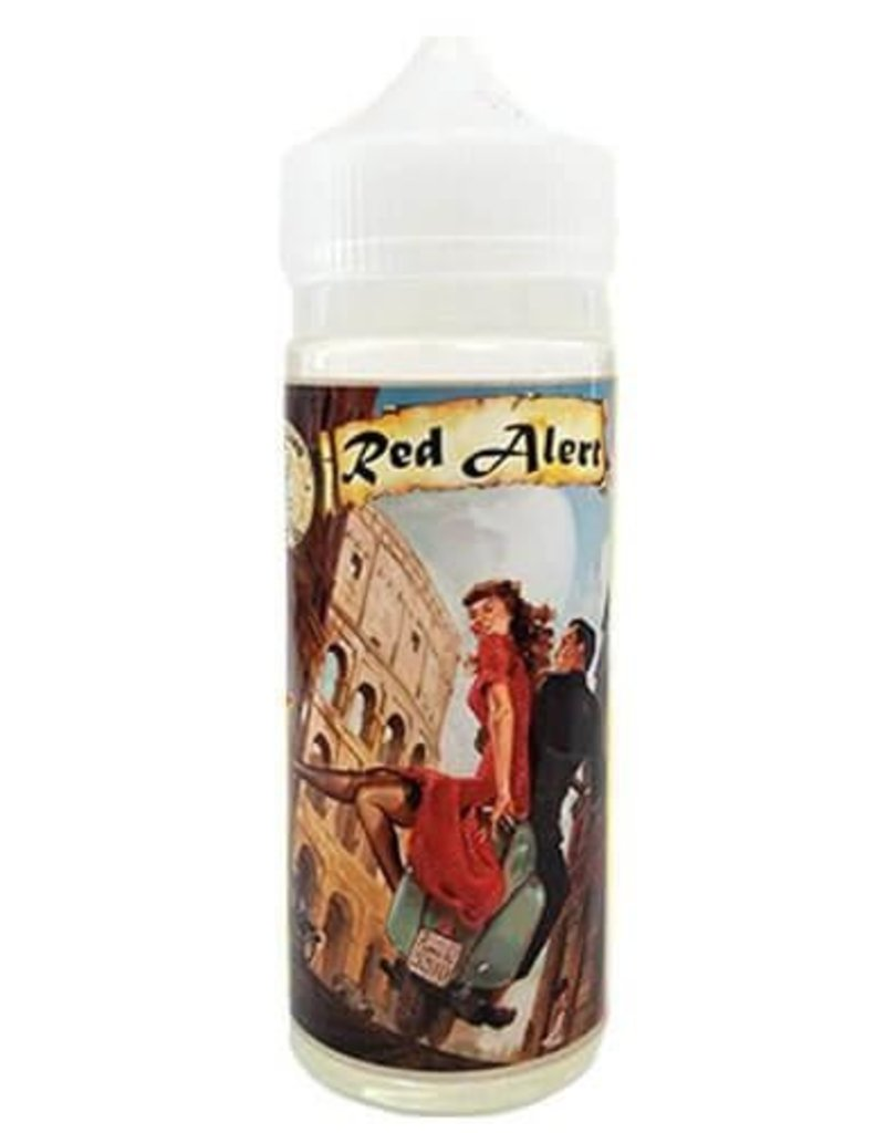 Vape Craft Vape Craft Red Alert 120ml 3mg
