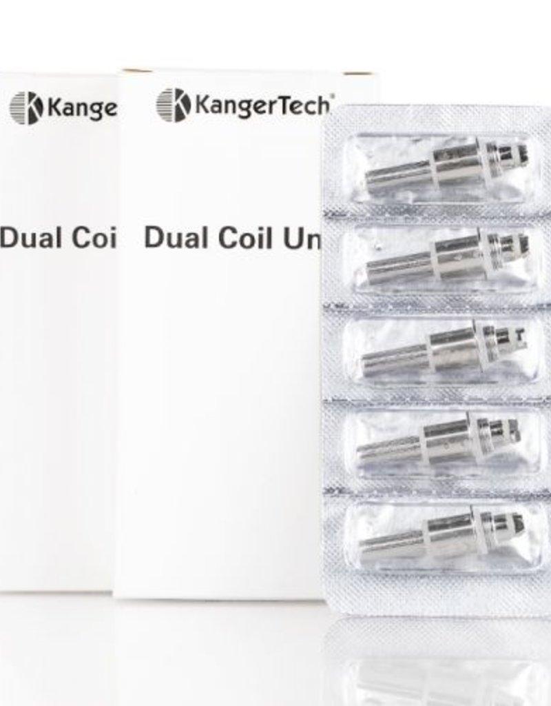 KangerTech Kanger Coil 1.8ohm Dual (5 Pack)