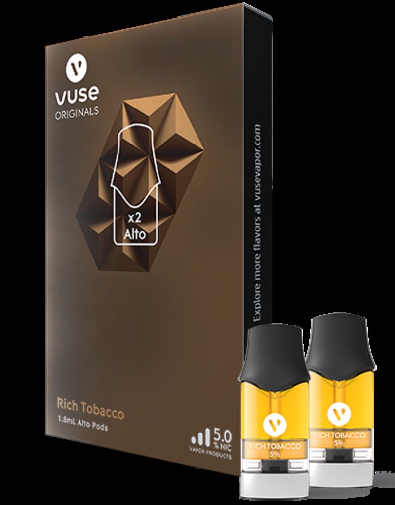 Vuse Alto Pod Original Tobacco (2 Pack)