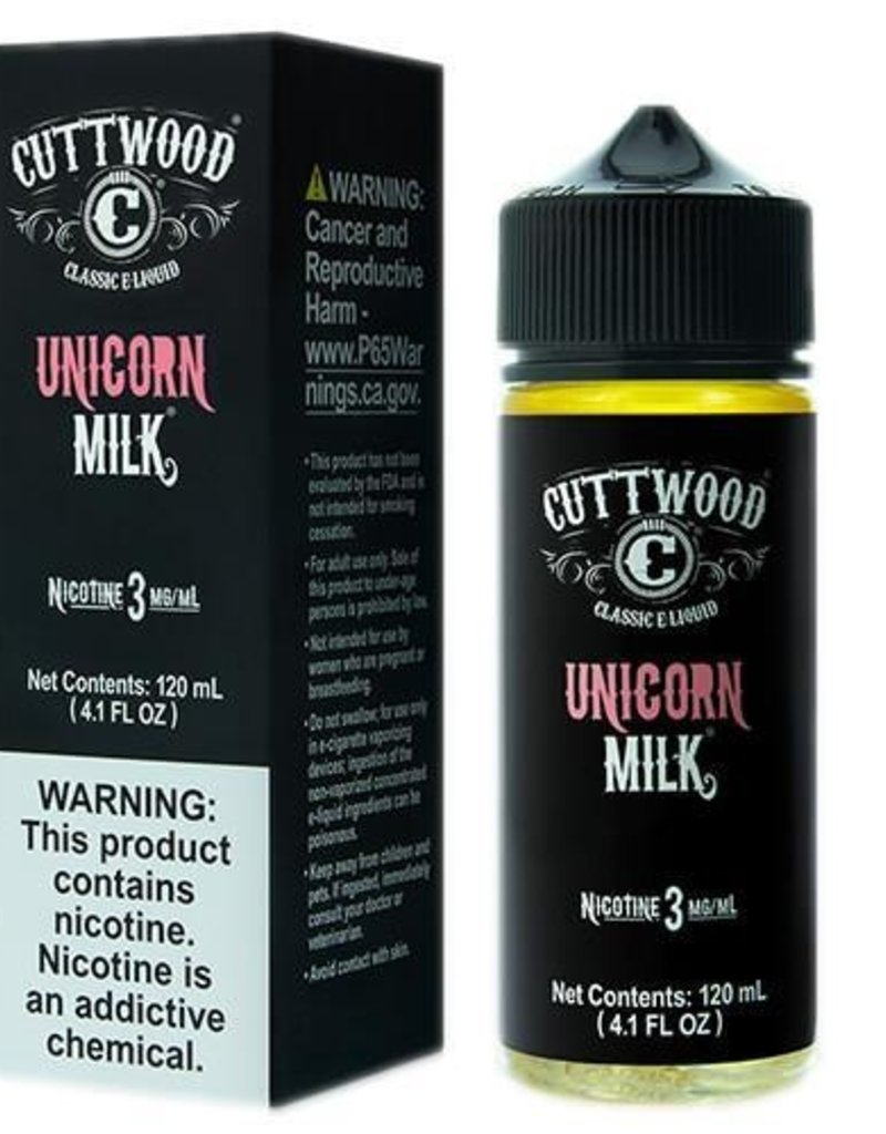 Cuttwood Unicorn Milk 3mg
