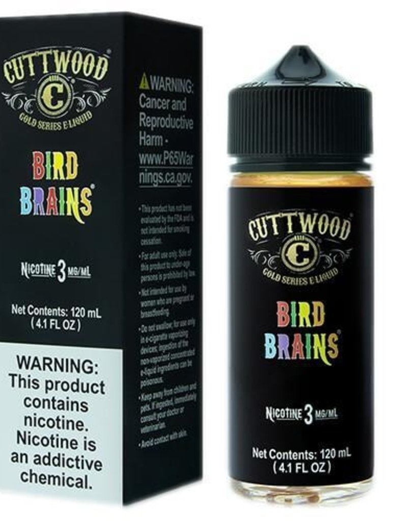 Cuttwood Bird Brains 3mg