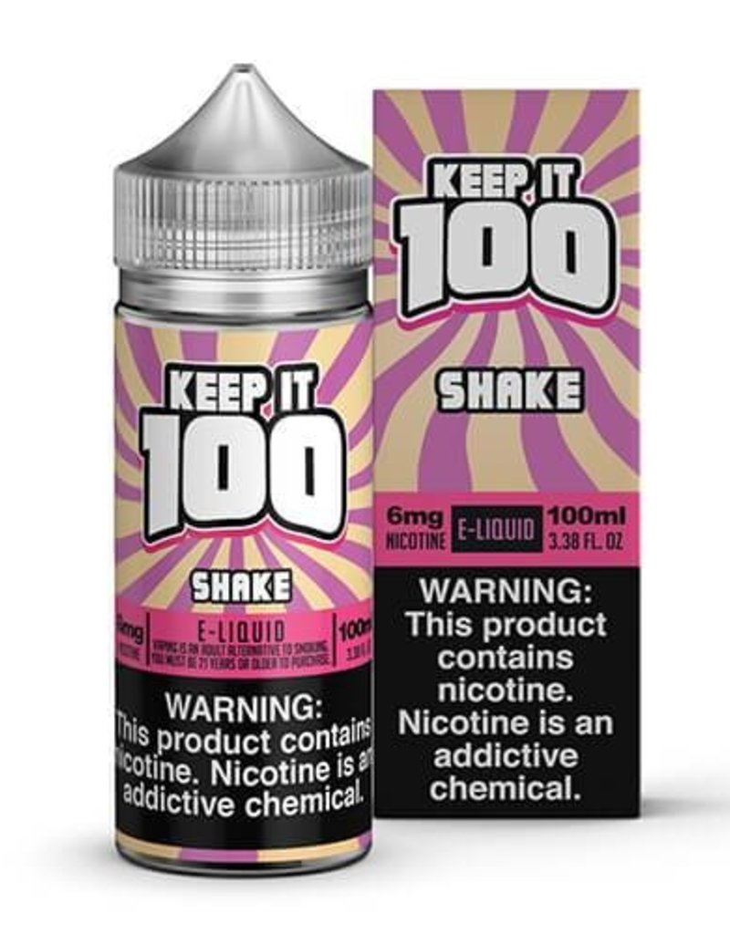 Keep It 100 Shake 100ml 6mg