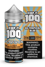 Keep It 100 OG Tropical Blue 100ml 3mg