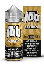 Keep It 100 OG Krunch 100ml 6mg