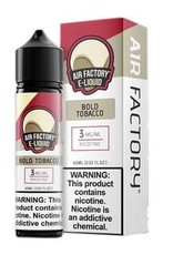 Air Factory Bold Tobacco 60ml 6mg