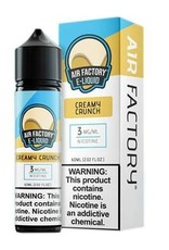 Air Factory Creamy Crunch 60ml 3mg
