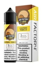 Air Factory Custard Tobacco 60ml 6mg