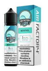 Air Factory Menthol 60ml 6mg