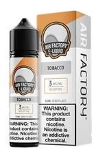 Air Factory Tobacco 60ml 3mg