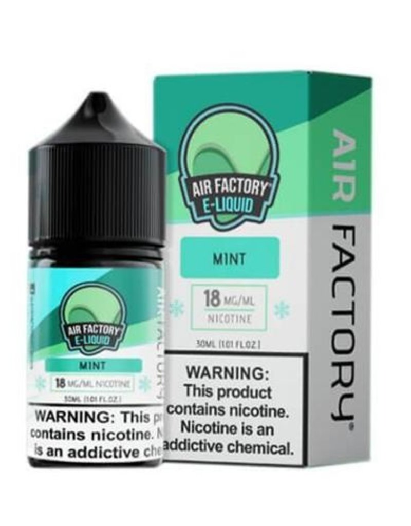 (SALT) Air Factory Mint 30ml 36mg