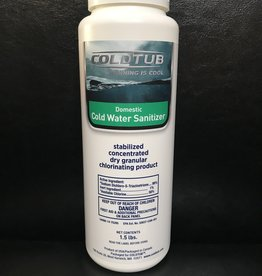 Cold Water Sanitizer 1.5LB