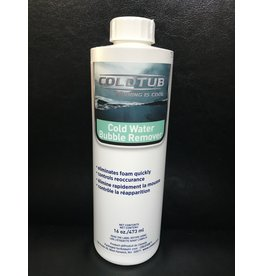 Cold Water Bubble Remover 16OZ