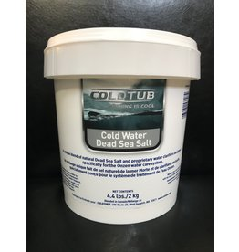 Cold Water Dead Sea Salt 4.4LB