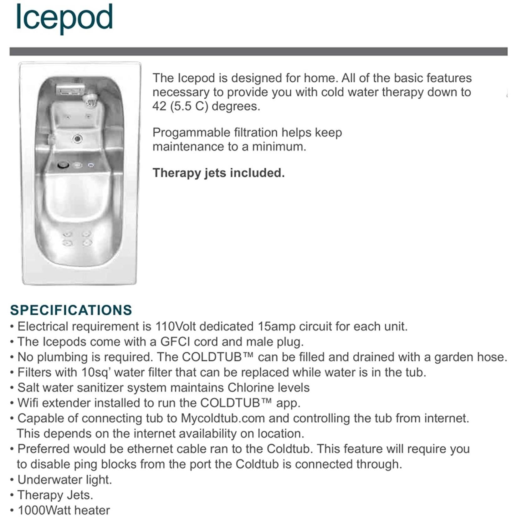 Icepod (Large)