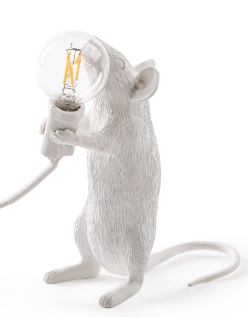 SLT  MOUSE LAMP - STANDING