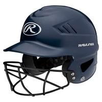 Coolflo OSFA Batting Helmet w/Cage