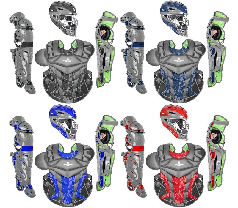 S7 Axis Adult Pro Catching Kit - Digi Camo