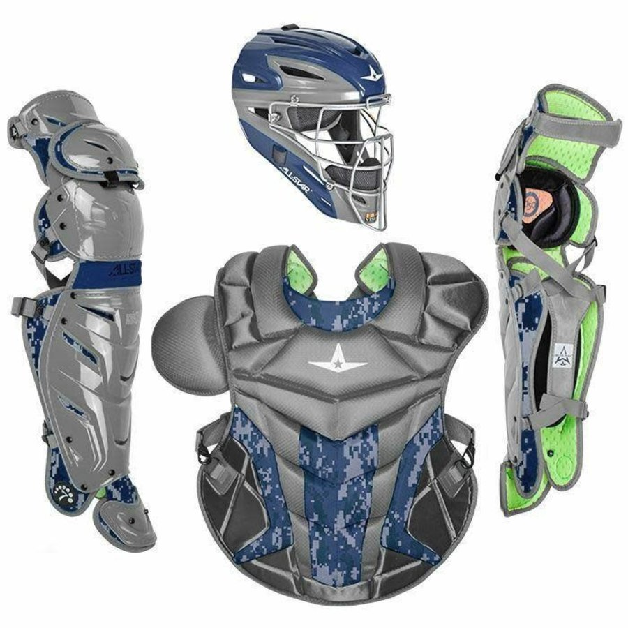 All-Star S7 Axis Adult Pro Catching Kit - Digi Camo