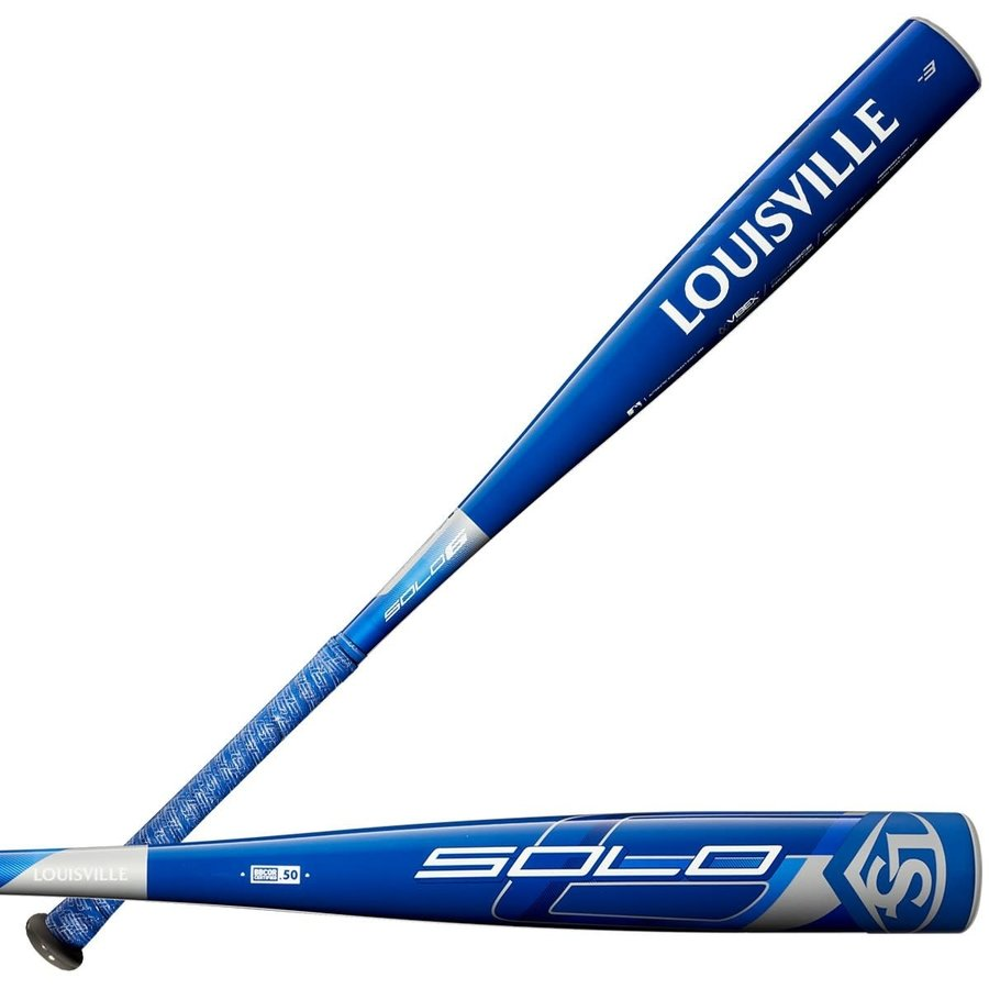 Louisville Slugger 2020 Solo (-3) 2 5/8 BBCOR Baseball Bat