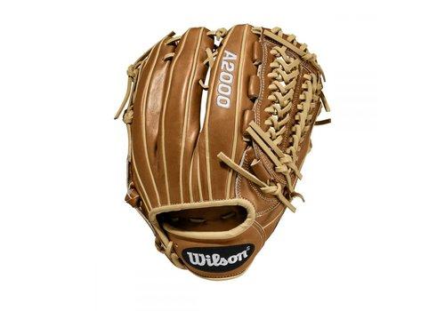 """Wilson 2020 A2000 D33 11.75"""" Infield/Pitcher's Baseball Glove LHT"""