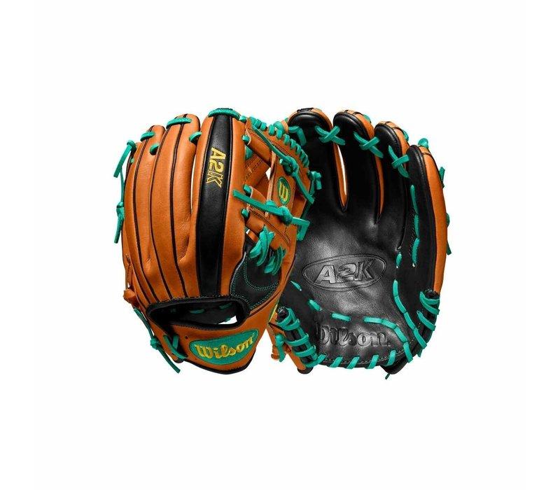 """A2K Matt Chapman Game Model MC26 11.75"""" Infield Glove"""