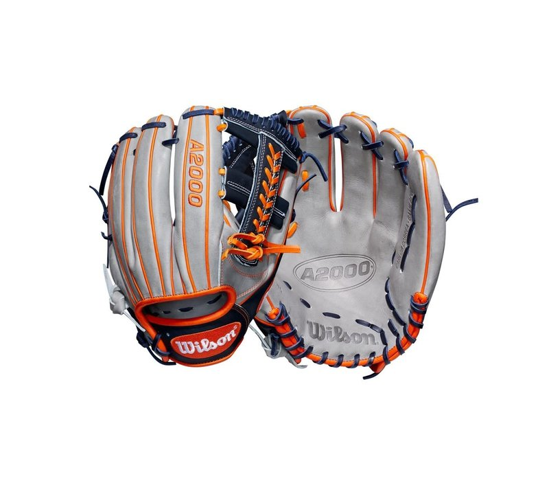 "A2000 11.75"" Infield Baseball Glove Carlos Correa Game Model"