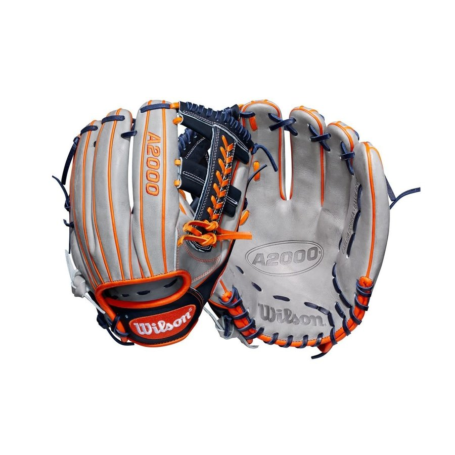 "Wilson A2000 11.75"" Infield Baseball Glove Carlos Correa Game Model"