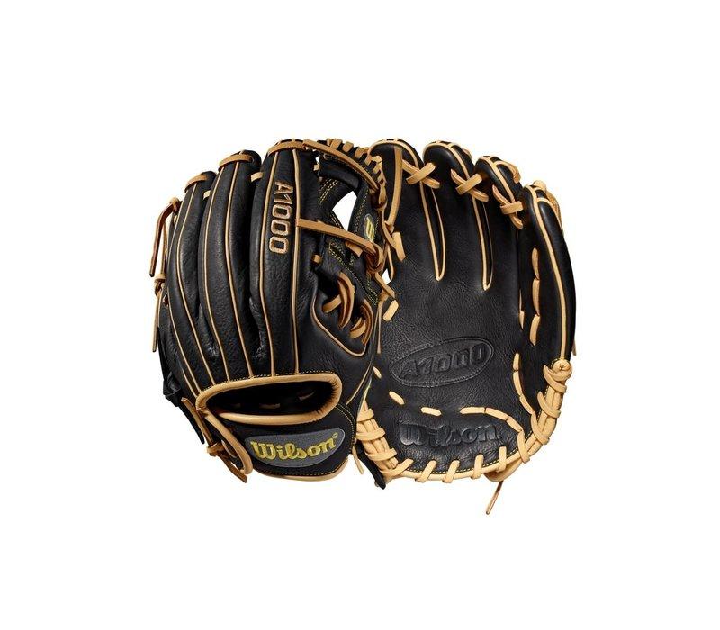 """A1000 DP15 11.5"""" Infield Baseball Glove"""
