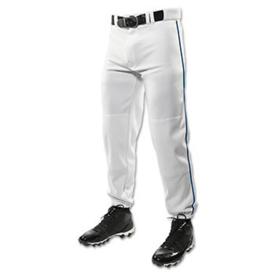 Champro Triple Crown BP91 Youth Piped Closed Bottom Baseball Pants