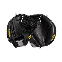 A2000 M2 SS SuperSkin Catcher's Mitt - 33.5""