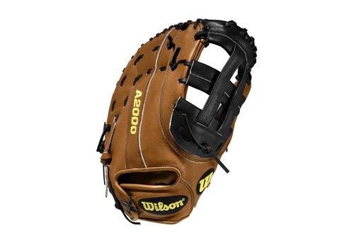 """Wilson A2000 2013 12.5"""" First Base Baseball Mitt"""