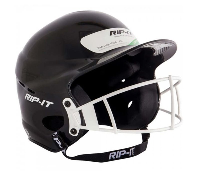 Vision Youth Fastpitch Helmet