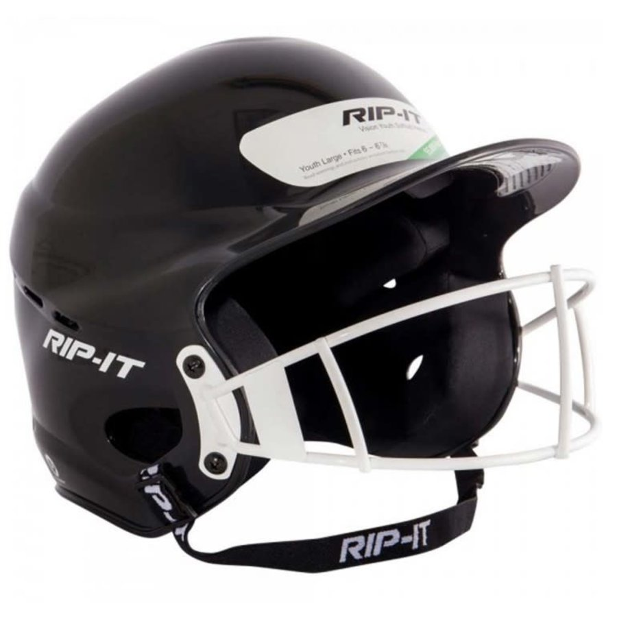 Rip-It Vision Youth Fastpitch Helmet