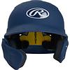 Rawlings Rawlings Mach Senior One-Tone Batting Helmet w/Flap