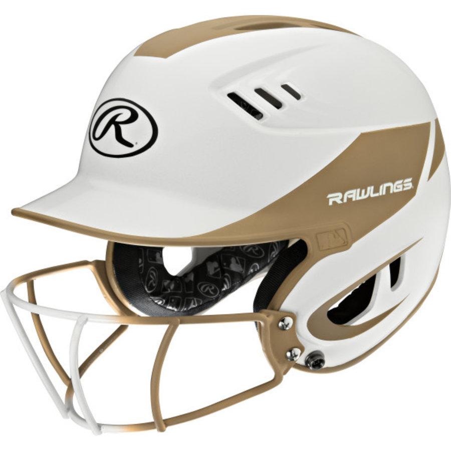 Rawlings Velo Fastpitch Batting Helmet