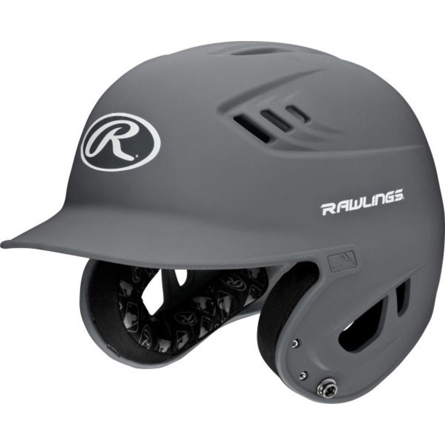 Rawlings Velo Senior Batting Helmet Matte
