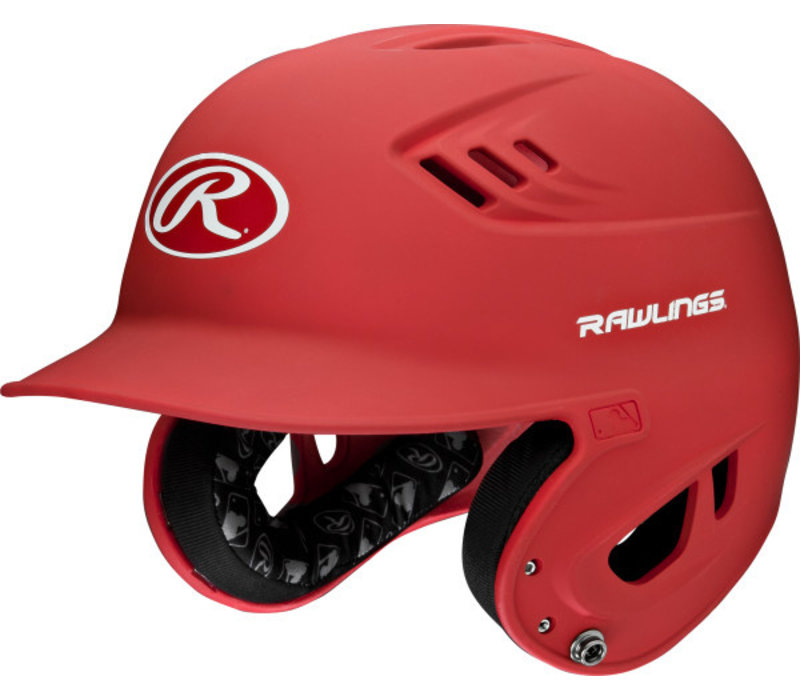 Velo Senior Batting Helmet Matte